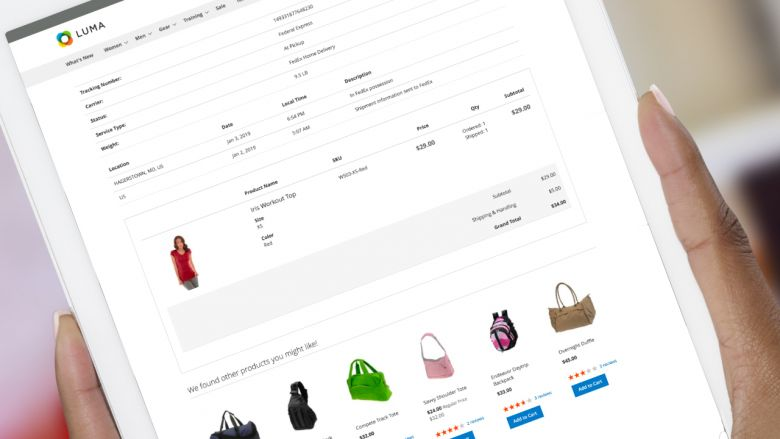 Order Shipment Tracking for Magento 2
