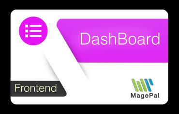Customer Dashboard Links